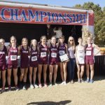 Swain Cross Country Season Ends at State Championship Meet
