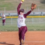 Day Pitches Perfect Game to Lead Lady Devils