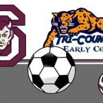 Lady Devils Blank Tri-County in Soccer Action