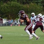 Turnovers Costly as Maroon Devils Drop Opener