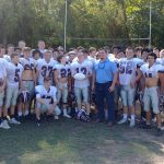 Cameron Baines Named Farley Insurance Player of The Week