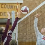 Lady Devils Sweep Bobcats