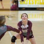 Grace Cabe Named to All SMC Volleyball Team