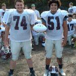 Brown & Littlejohn Named Farley Insurance Players of the Week
