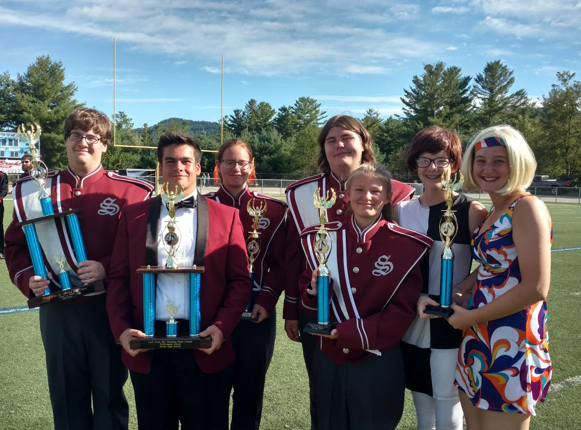 Marching Maroon Devils Win Spirit of the Valley Award