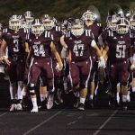 Maroon Devils Build Early Lead And Cruise to 1st Round Win
