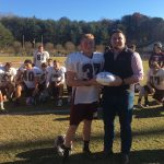 Ian Brooks Named Farley Insurance Player of the Week