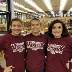 Trio of Cheerleaders Selected as All Region for 2018