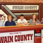 Seth Parker Agrees to Continue his Career at Carson-Newman