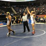 Will Paul 2018 NCHSAA State Champion in Wrestling