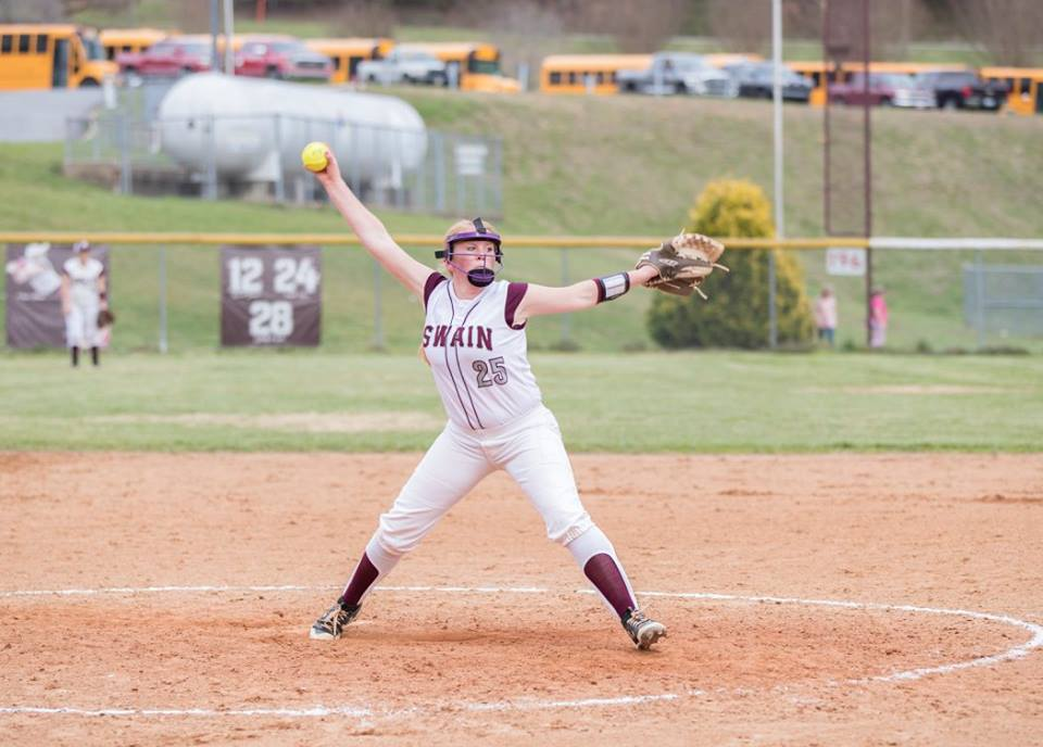 Lady Devils Back Griggs' Perfect Game in Double Header Sweep
