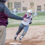 Lady Devils Take Down Braves 10-5