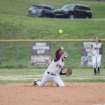 Lady Devils Split Double Header to Secure 4th