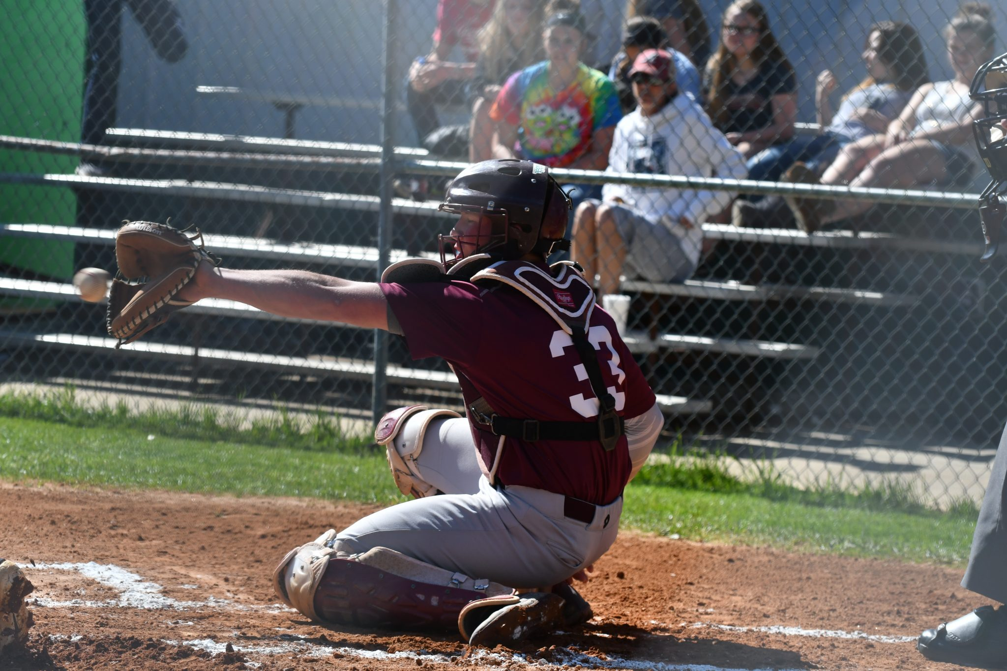 Maroon Devils Down Chatham Charter and Advance