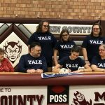 Emma Pindur Inks With Yale University