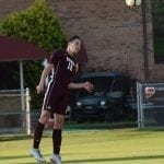 Maroon Devils Down Braves 7-3 in Soccer