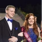 Savannah Cloer Named Homecoming Queen