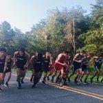 Swain Runs Well at NCHSAA Western Regionals