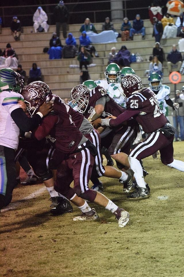 Swain Executes to Perfection in Taking 19th Straight Home Playoff Win
