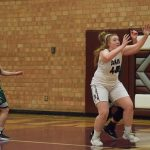 Lady Devils Hot 3rd Quarter Leads to 54-45 Win