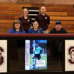 Kyndall Cochran Signs With Brevard College
