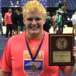 Noland Brown Named Most Outstanding Wrestler at State Championships