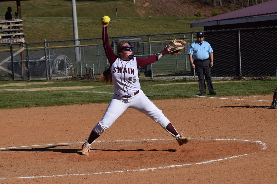 Lady Devils Back Griggs No-Hitter for a 15-0 Win