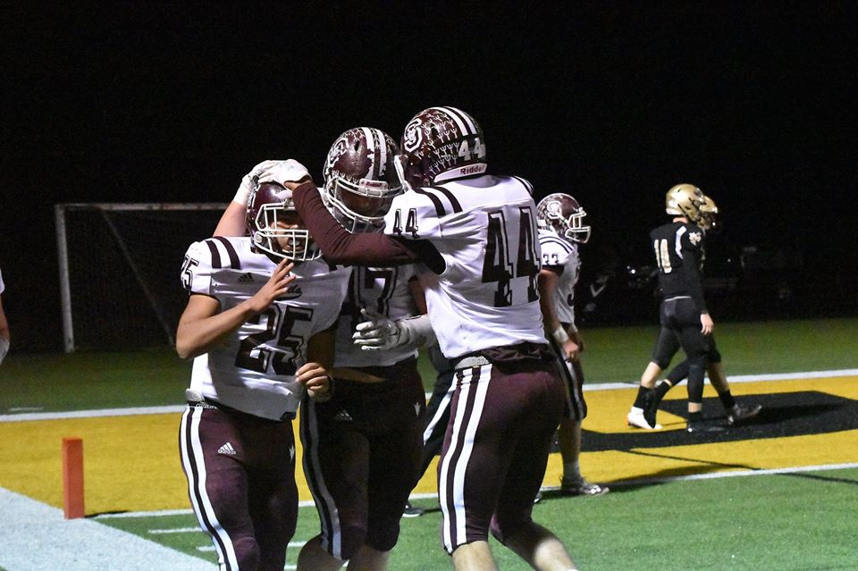 Maroon Devils Back on Track With 49-28 Win Over Hayesville