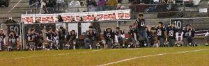 Maroon Devil Football