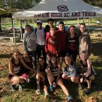 Swain Cross Country Runners