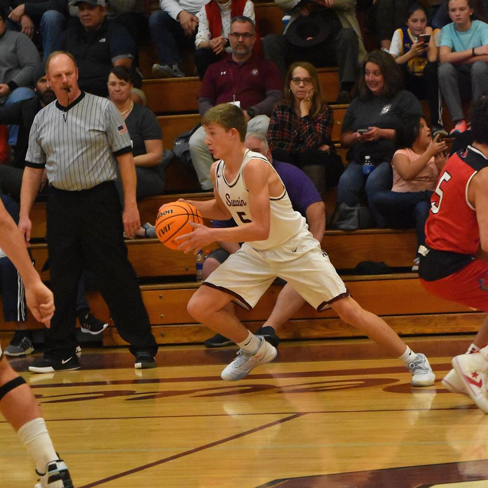 Maroon Devils Down Braves for 1st Win