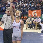 Jonas Trejo - 2020 State 1A Champion (126 pound)