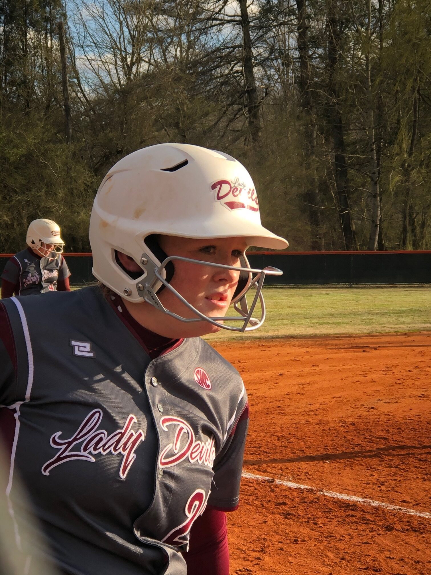 Lady Devils Open Season With 7-3 Win Over Rosman