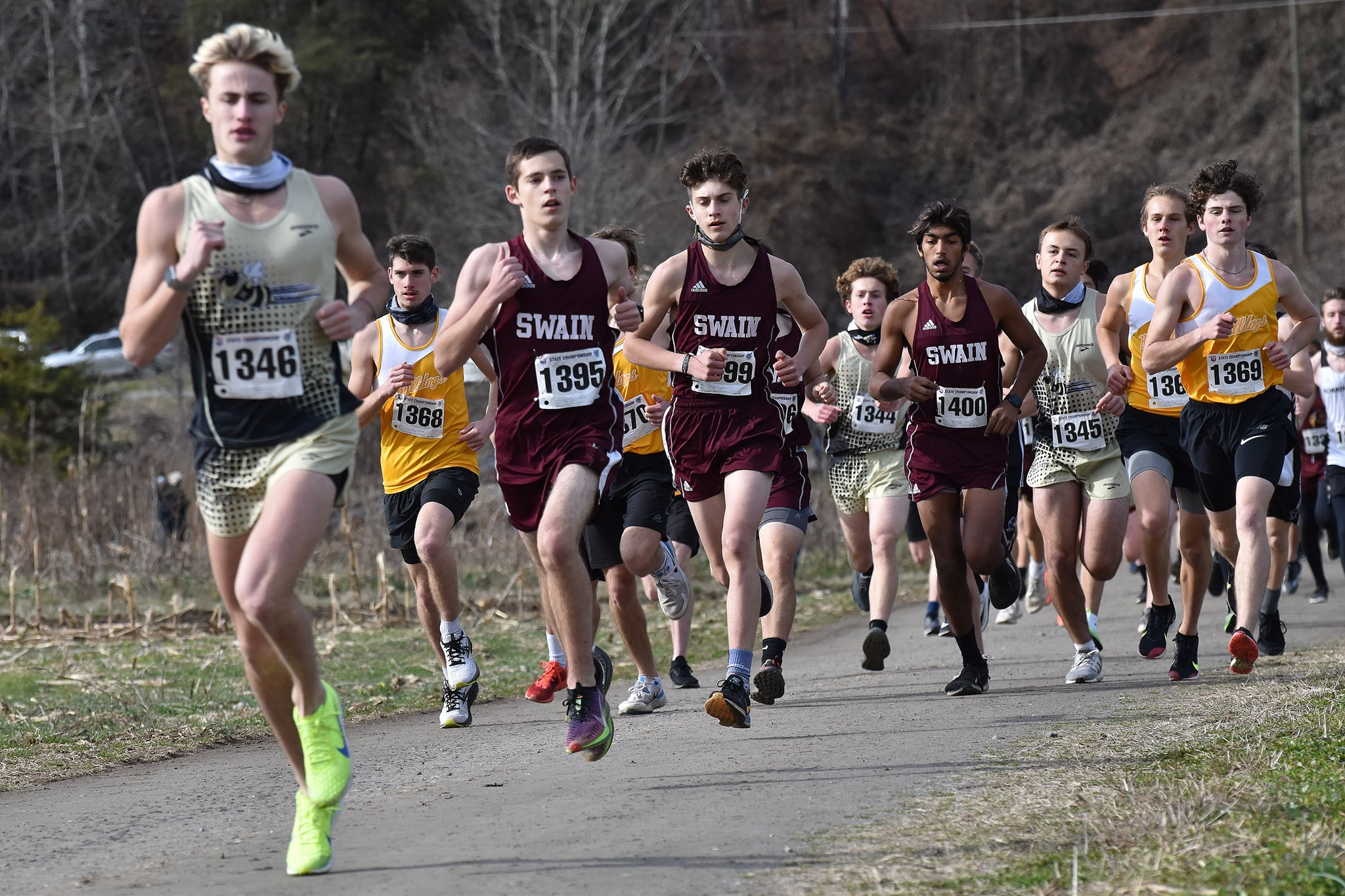 Murphy Takes SMC Men's Crown in CC