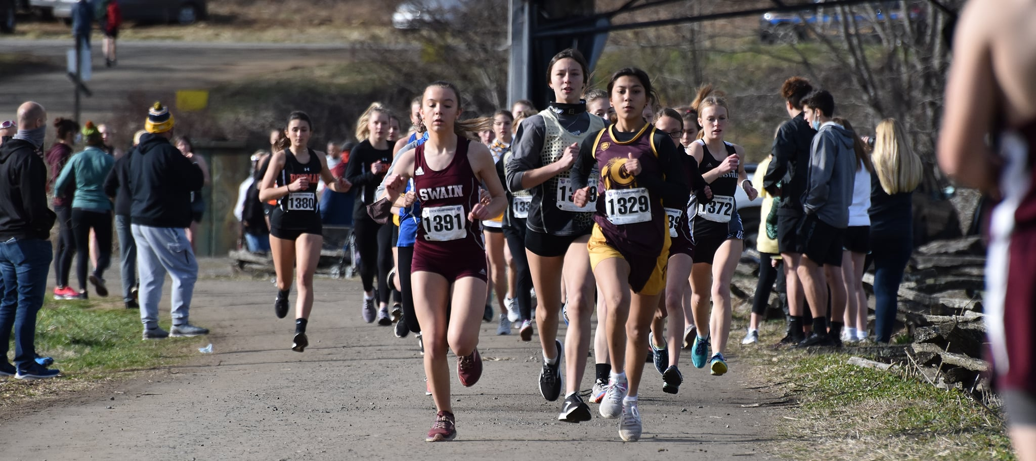 Lady Devils Take SMC Cross Country Crown