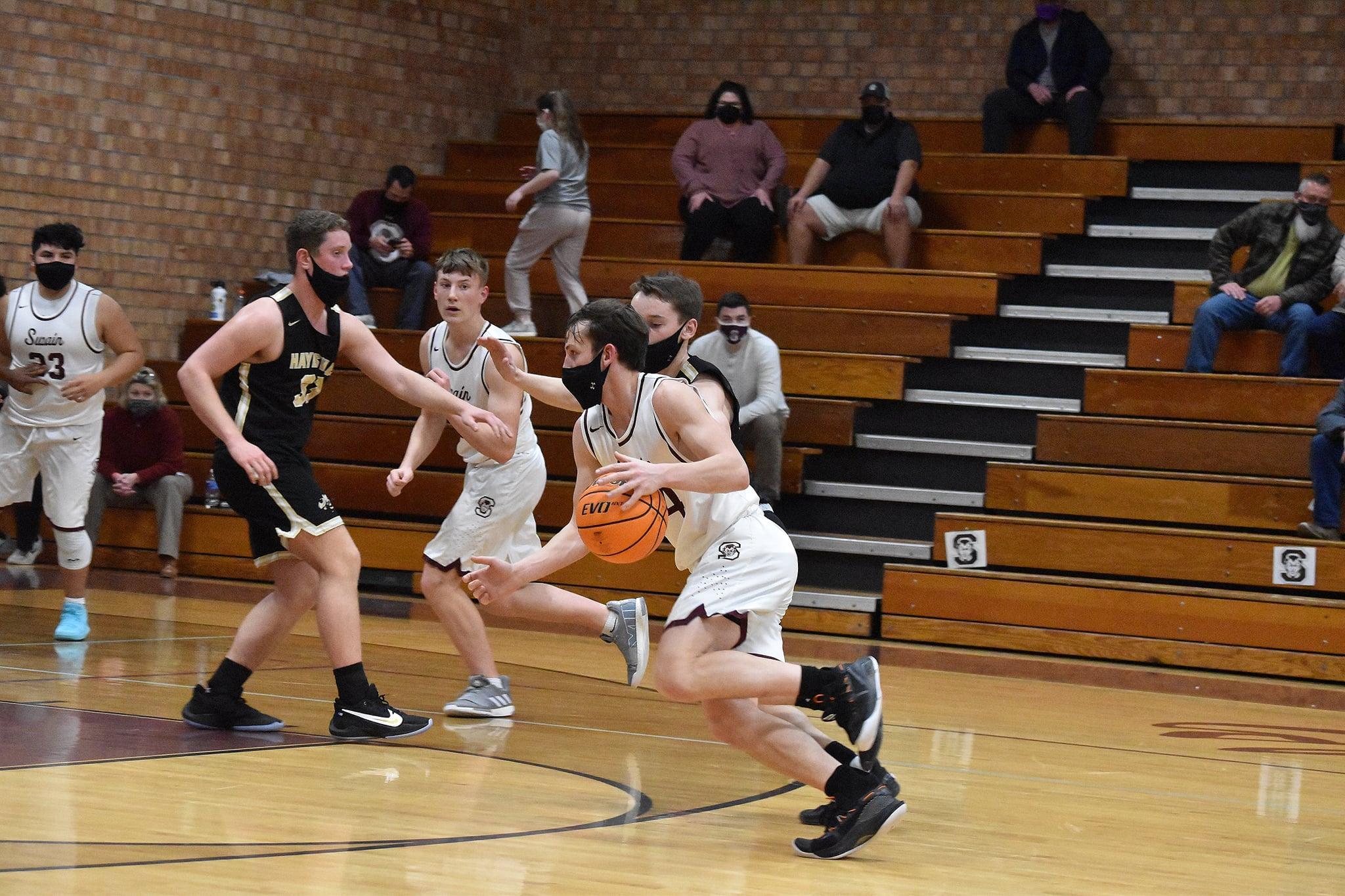 Hayesville Comeback Breaks Devils Hearts