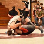 Maroon Devil Wrestling