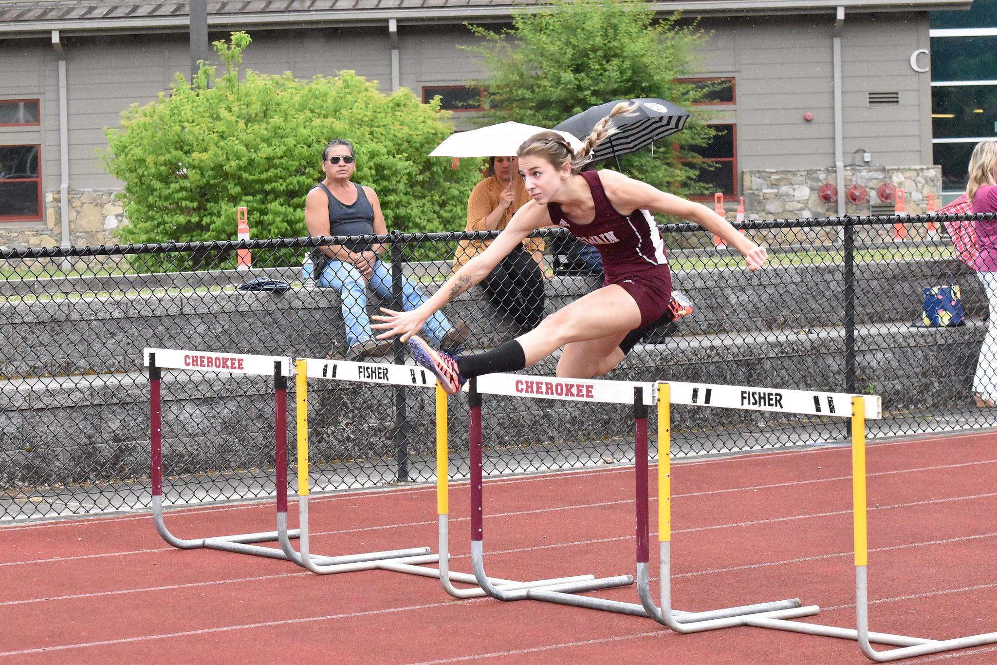 Monica Riordan Named SMC Most Valuable Runner